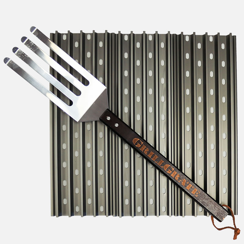 Universal Grill and Barbecue Gift Set