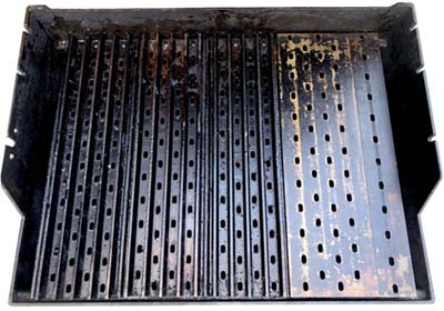 Rotate Your Grates
