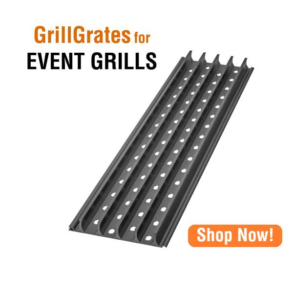 GrillGrates for Event Grills