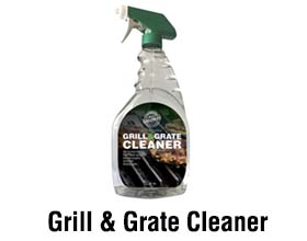 New Grill and Grate Cleaner