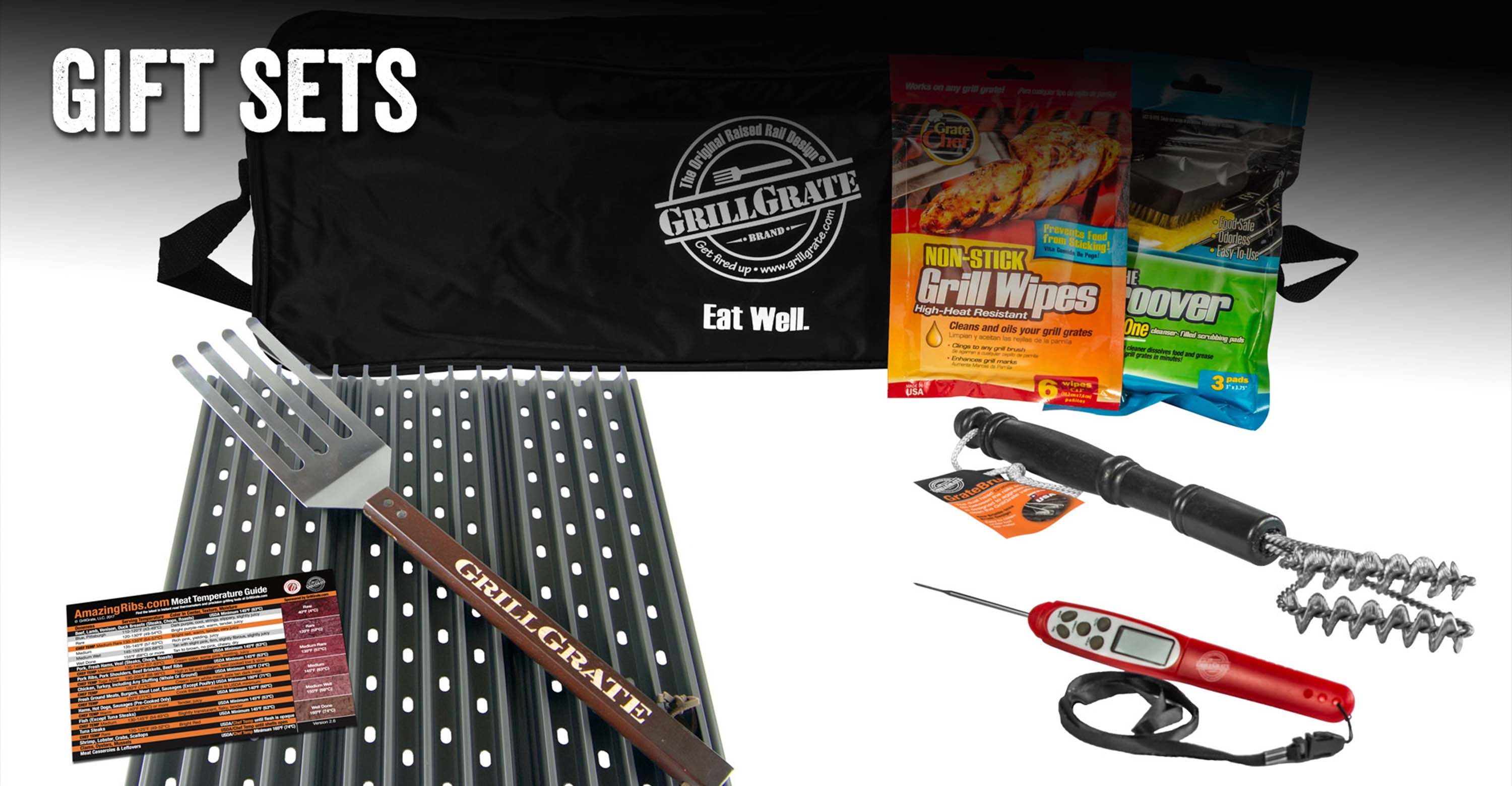 GrillGrate Gift Sets