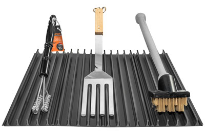 griddlegrate with tools