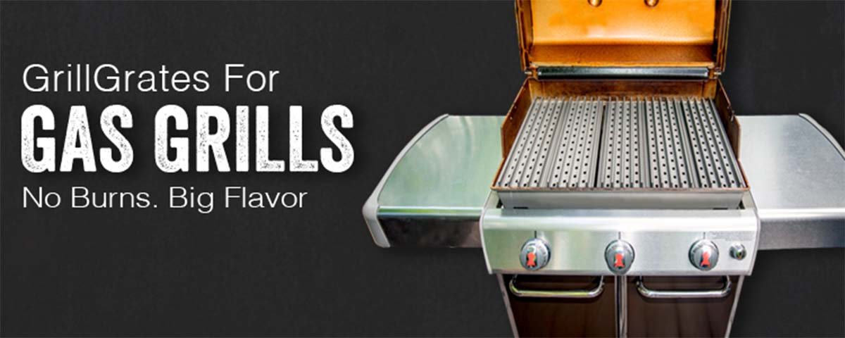 GrillGrates for Gas Grills