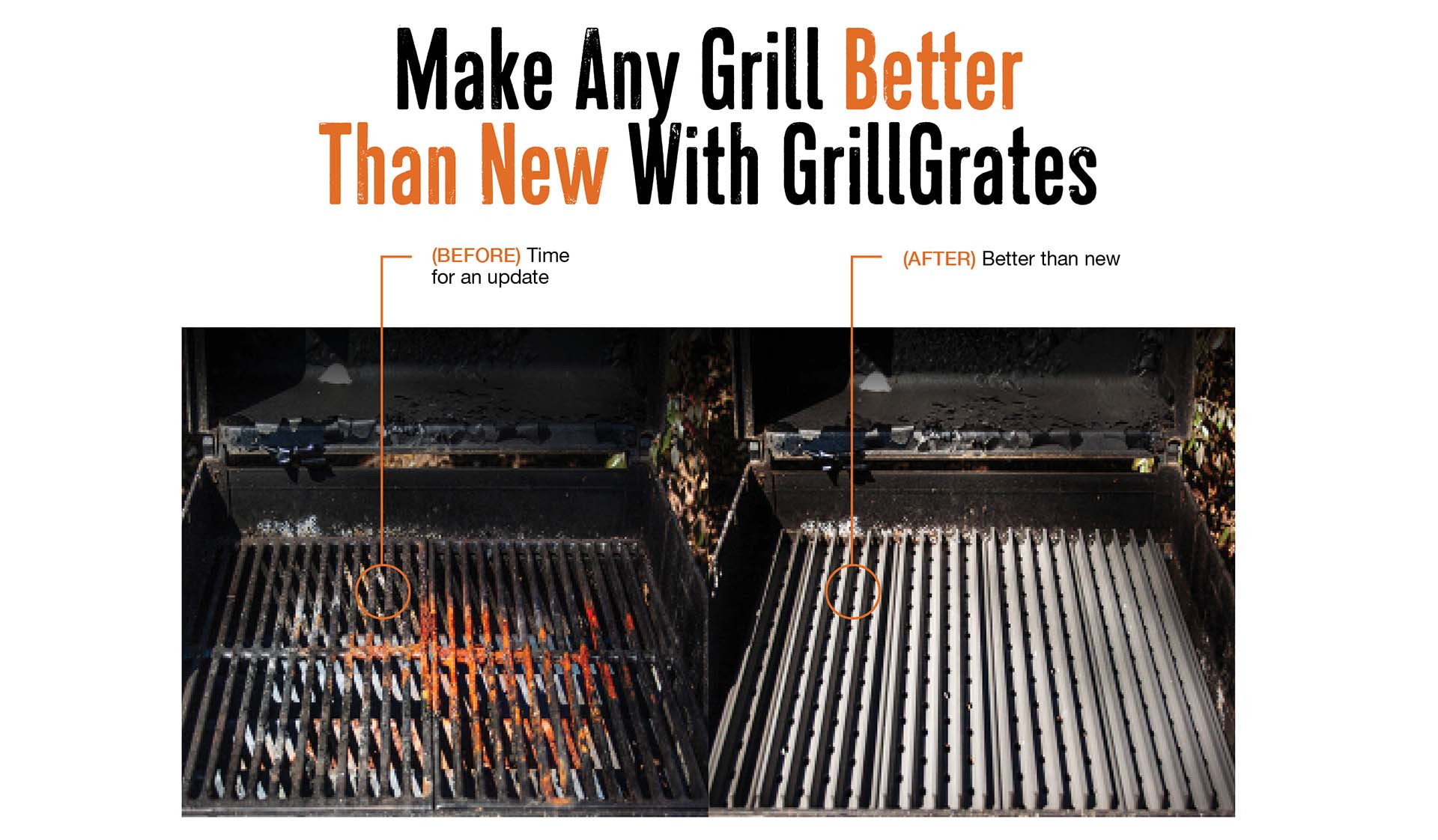 Make Any Grill Better