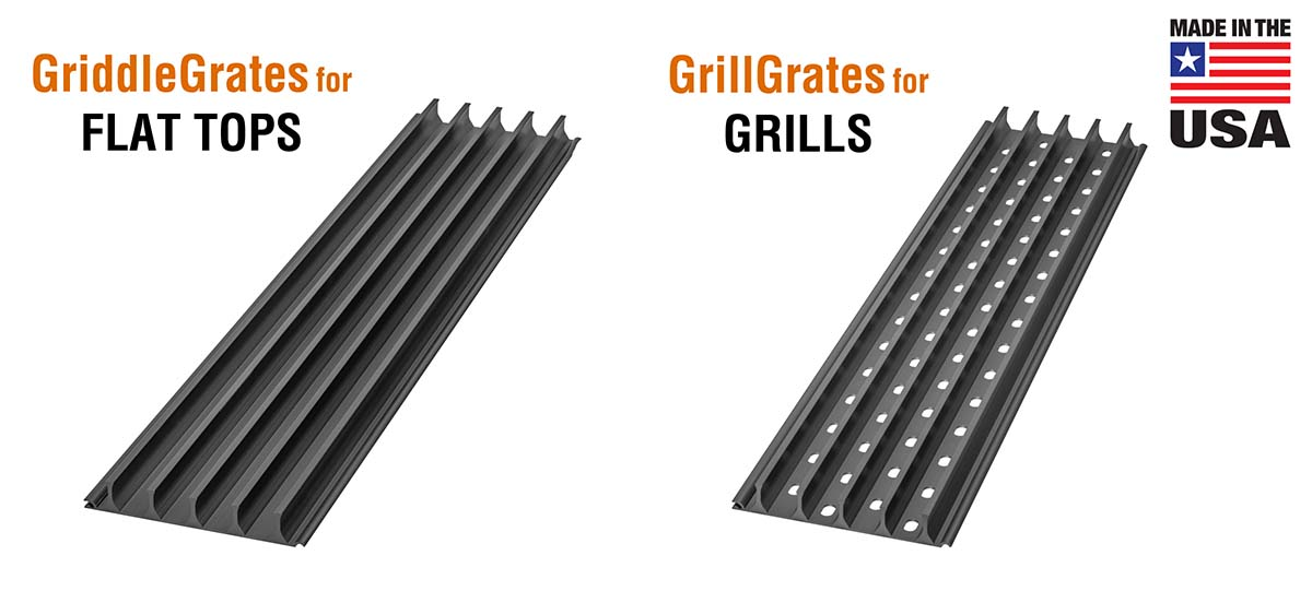 GriddleGrates and GrillGrates