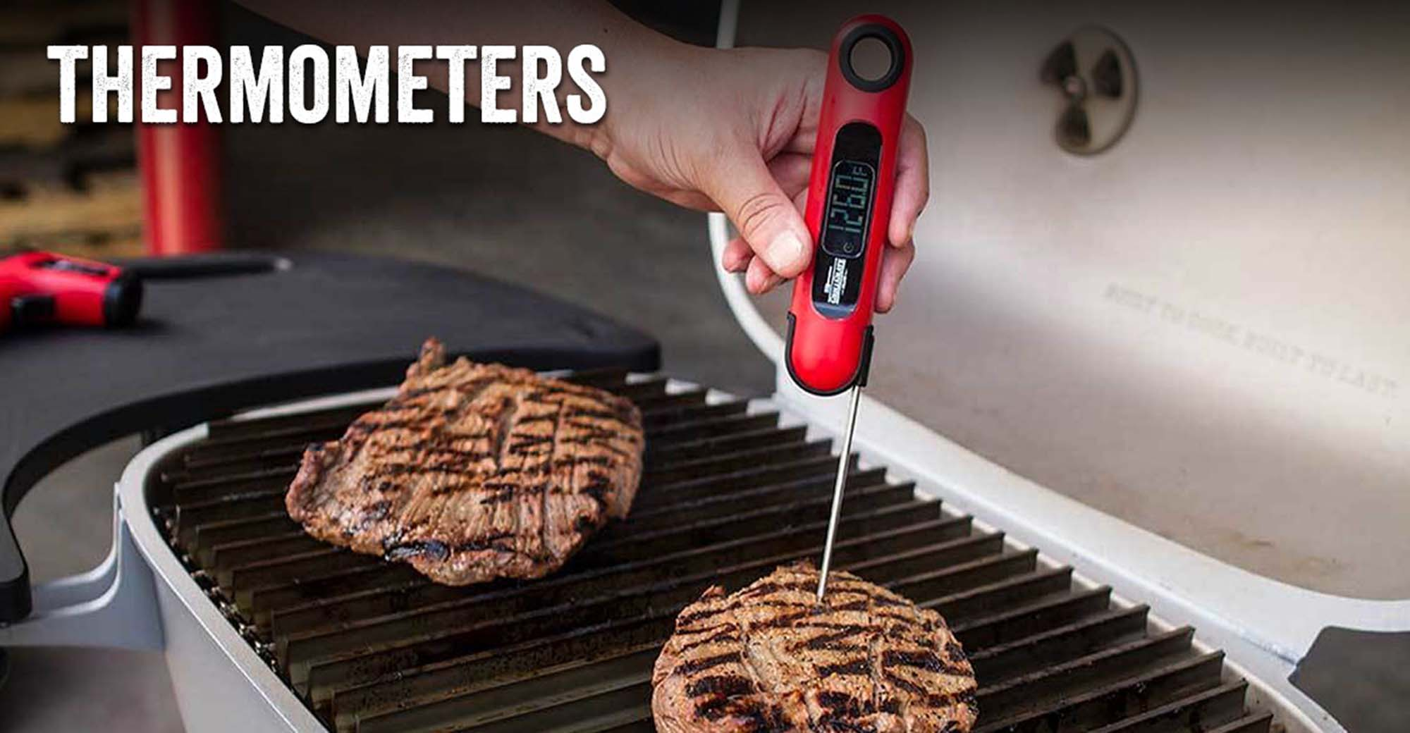 GrillGrate Thermometers