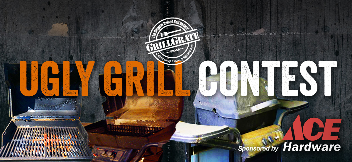 GrillGrate's Ugly Grill Contes