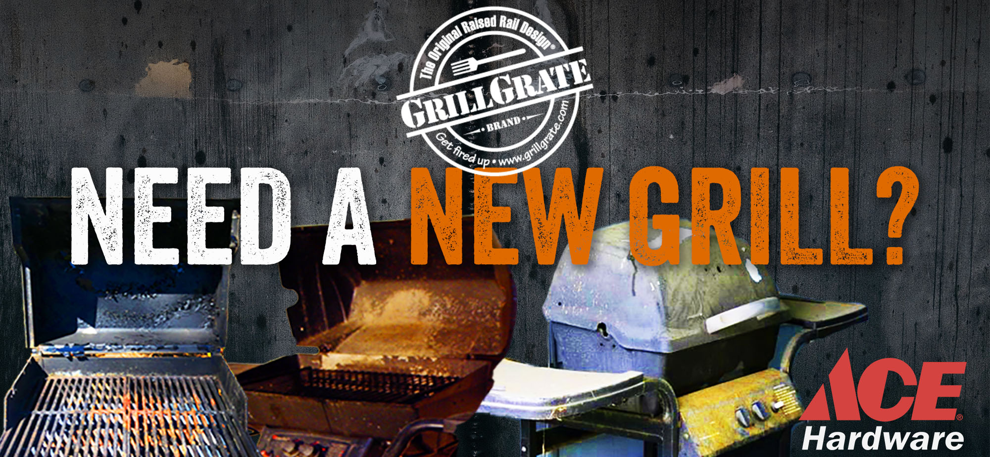 GrillGrate's Ugly Grill Contest
