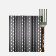 """16.25"""" GrillGrate Pellet Grill Sear Station (15.375"""" WIDE)"""