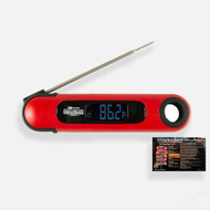 Temp & Time Instant Read Thermometer