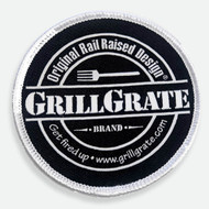GrillGrate Chef Patch