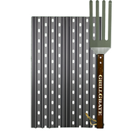 GrillGrate Set for the Pit Boss 440/Tailgater