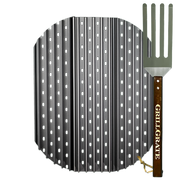 GrillGrate Set for the Pit Boss K22 Ceramic Charcoal Grill