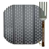 GrillGrate Set for the Pit Boss K24 Ceramic Charcoal Grill