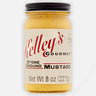 Kelley's Gourmet Stone Ground Mustard