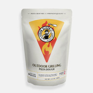 Outdoor Grilling Pizza Dough