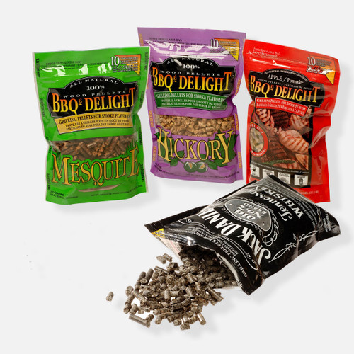BBQr's Delight One Pound Bags