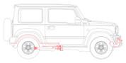 Suzuki Jimny Next Gen Clutch