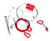 READY STOP EMERGENCY BREAK AWAY KIT FOR A-FRAME TOWING