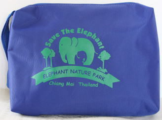 Canvass Travelling Bag from Elephant Nature Park
