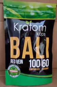 (4) Kratom Kaps Bali 60gr Bags