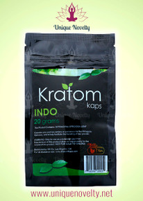 5 Kratom Kaps Indo 20gr Bags