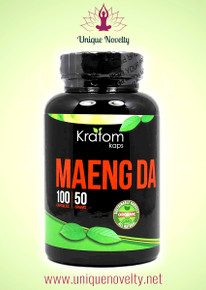 5 Kratom Kaps MD 100ct Bottles