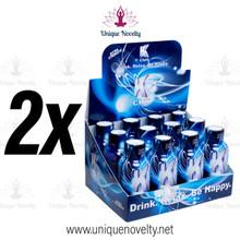K-Chill Blue 24 2oz Shots