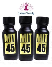 MIT 45 - 3 Bottles, 18.00 per Bottle