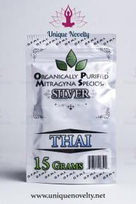 (5) O.P.M.s. Silver Thai 15gr Bags