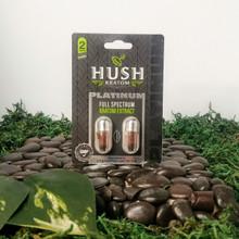 Hush Kratom liquid Extract gelcaps