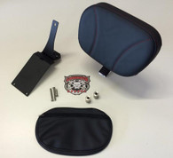 Lamonster Ultimate F3 Backrest (Red Stitching)