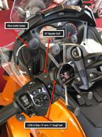 Lamonster ST Spyder Cuff with LRG X-Grip