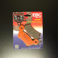 High Performance EBC Semi-Sintered Rear Brake Pads (All Spyder Models 2008-2012)