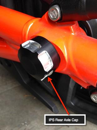 IPS Rear Axle Cap