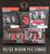 Can-Am Spyder RS/GS Kuryakyn Widow Peg Combo (KYN-4492X2-8949-7939-8848) Lamonster Approved