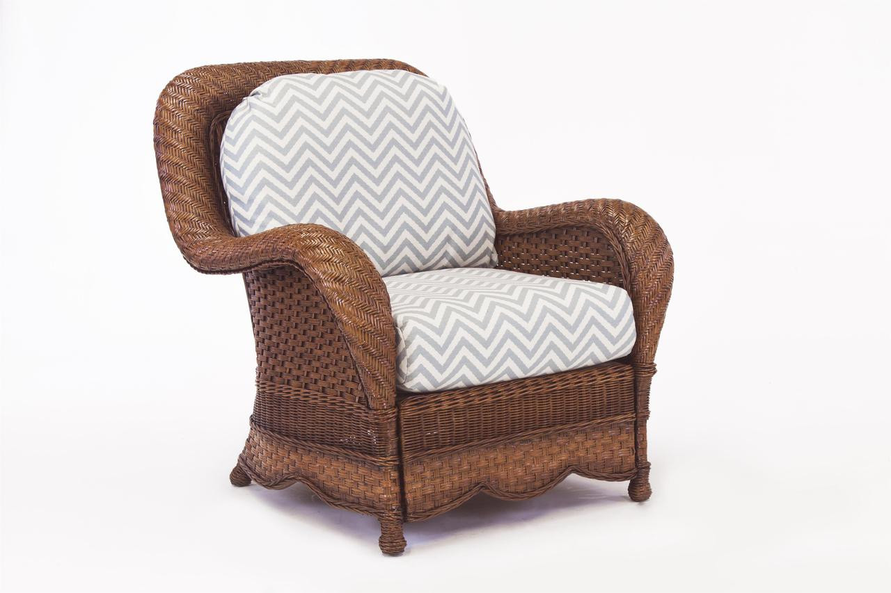 South Sea Rattan Autumn Morning Indoor Wicker Lounge Chair Modern Wicker Llc