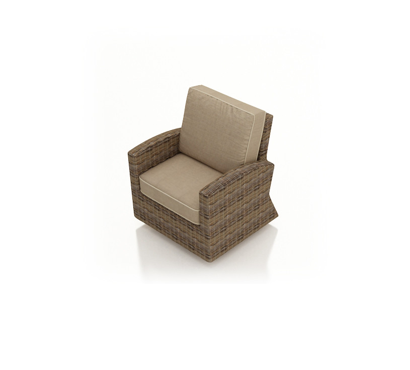 Astonishing Forever Patio Cypress Wicker Swivel Glider Club Chair By Northcape International Unemploymentrelief Wooden Chair Designs For Living Room Unemploymentrelieforg