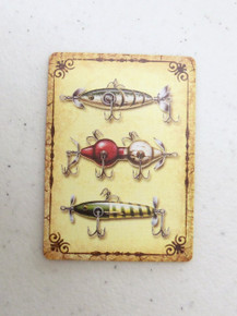 Playing Cards - Lures of the Past - Single Deck