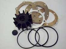 Water Pump Impeller Repair Kit - Replaces Volvo Penta, Johnson Pump, Jabsco - 09-1027B, 1210-0001 - Sierra 18-3081