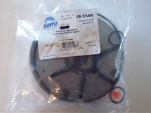 Water Pump Impeller Repair Kit - OMC Sterndrives 1964 to 1986 - Except Cobra - OMC 983218 - Sierra 18-3386