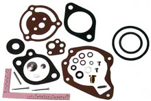 Carburetor Kit wo Float - 5 to 40 hp - 1954 to 1978 - Johnson Evinrude - OMC 385356 - Sierra 18-7024