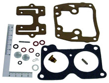 Carburetor Kit no Float - Sierra 18-7046 - OMC 439076 - V4 and V6 - Johnson Evinrude