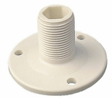Antenna Base - SeaDog 329500-1 - Nylon - Fixed