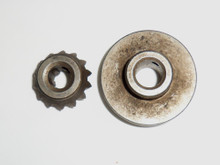 Pinion and Forward Gear - Eska 36923, 36924 - View 2