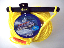 "Ski Tow Rope - Stearns G510 - 75' Length - 5 x 16"" Diameter - 1 Rider - 170 lbs"