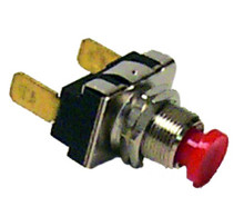 Push Button Switch - Momentary On Off - Compact Size - Sierra MP39690