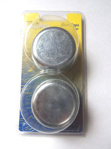 "Dust Grease Caps - Tie Down 81167 - 1.98"" Trailer Hubs - Fits 2"" Opening - View 1"