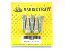Press In Stud - Marine Craft RM0158 - 4L, 5L, 1-1/16 org - Set of 5