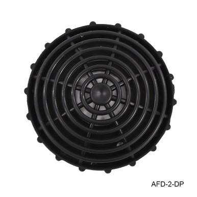 """Aerator Filter Dome - Fits 3/4"""" Thru-Hull or Pump TH Marine AFD-2-DP - View 1"""